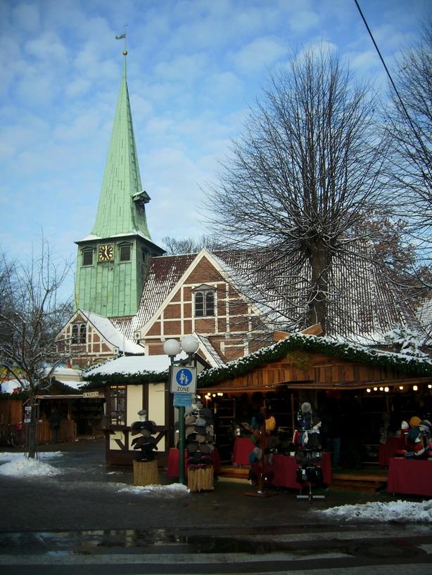 Weihnachtsmarkt Hamburg Bergedorf