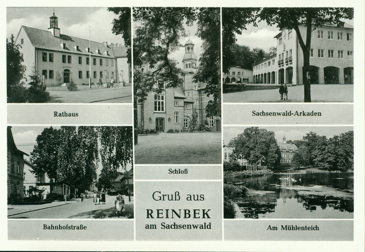Reinbek 1950