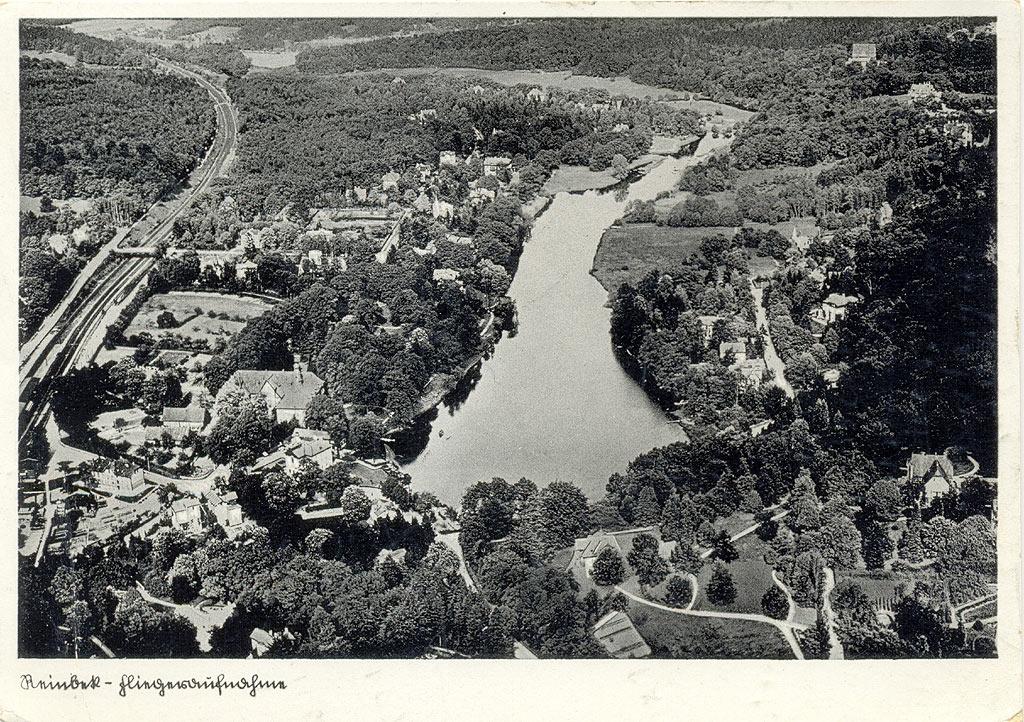 Reinbek Luftbild