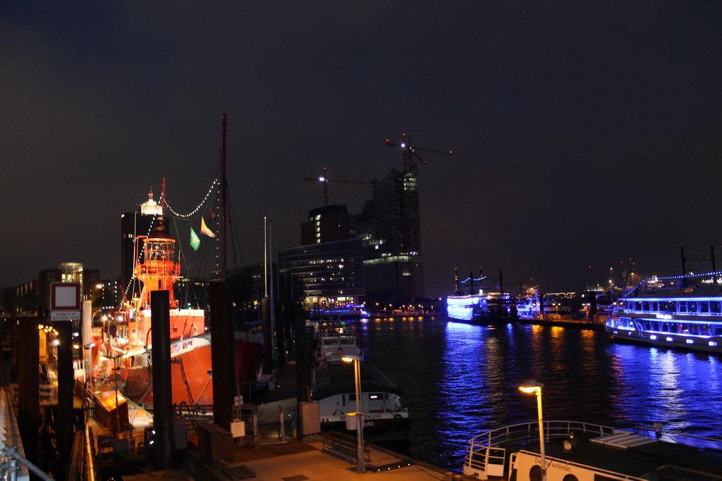 Elbphilharmonie Hamburg Feuerschiff