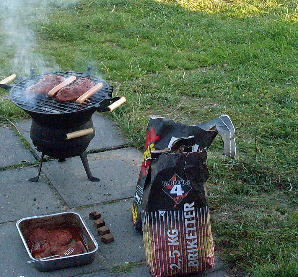 Grillen Barbecue